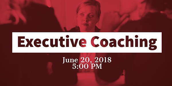 2018 Executive Coaching Event