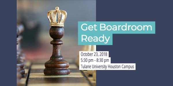 Get Boardroom Ready 2018